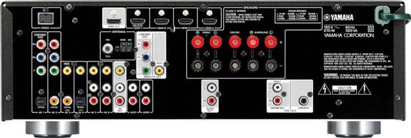 Описание Rx V467 Yamaha