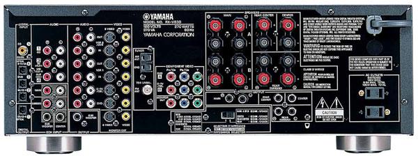 Yamaha RX-V563 ресивер