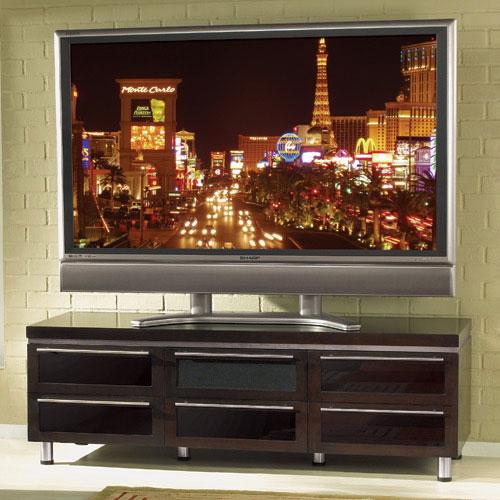 маленькие стенки под телевизор - фото #2