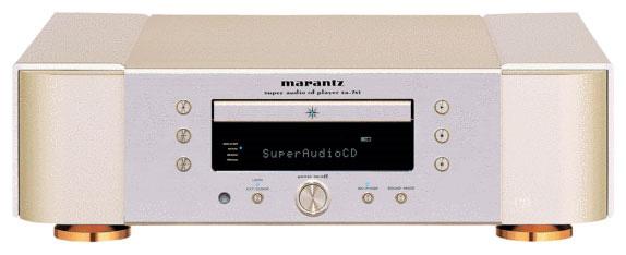 MD и CD-проигрыватели - Marantz SA-7S1