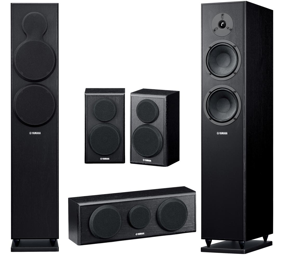 Yamaha акустика ns 6
