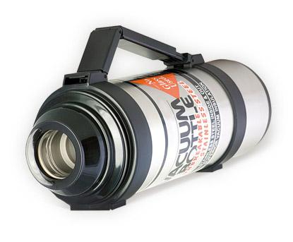 thermos nissan ncb 18b rocket bottle black