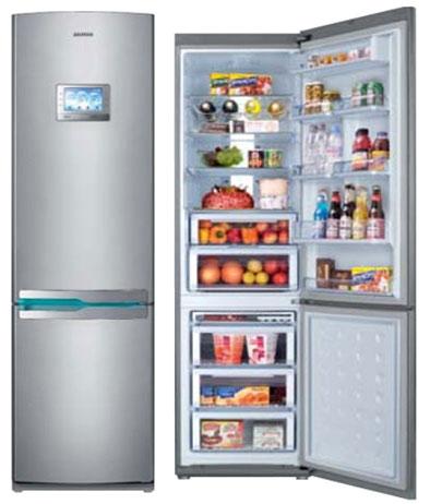 Холодильник Samsung RL55 VQBRS1 в интернет-магазине бытовой техники BazaBT.ru.