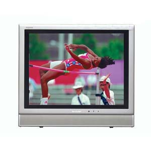 ЖК телевизор Sharp LC-20S1.